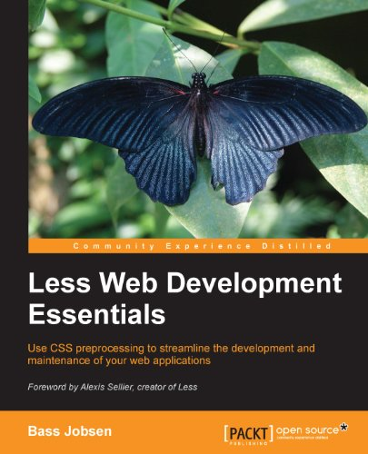 Less Web Development Essentials Doc