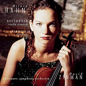 Violin Concerto & Serenade