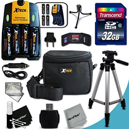 ultimate-accessory-kit-for-nikon-coolpix-l840-digital-camera-includes-32gb-high-speed-memory-card-4-