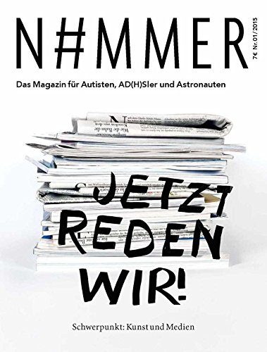 N#MMER Magazin (1/2015) (German Edition)
