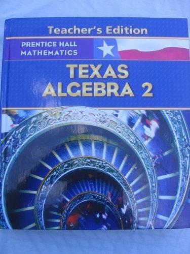 Download ALGEBRA 2 (TX TE) ebook