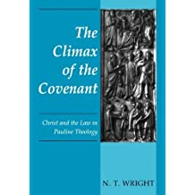 The Climax of the Covenant: Christ and the Law in Pauline Theology Paperback October 1, 1993