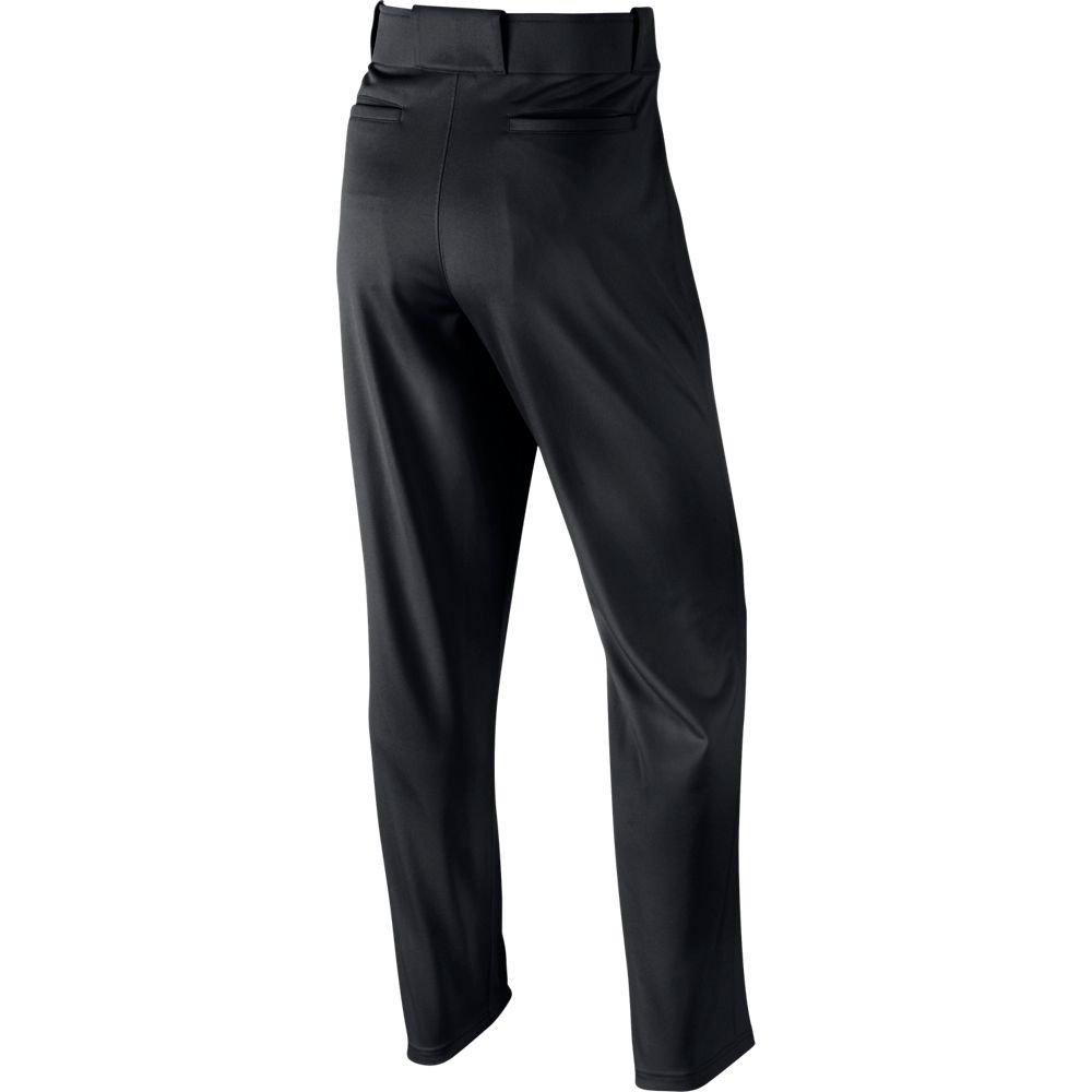 Nike Mens Core Dri-FIT Open Hem Baseball Pants (M, 010 Black) by Nike
