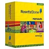 Rosetta Stone Homeschool Portuguese (Brazilian) Level 1 including Audio Companion