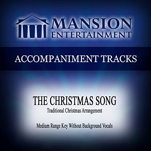 (The Christmas Song (Medium Range Key Without Background)