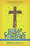 img - for Great Catholic Parishes: A Living Mosaic - How Four Essential Practices Make Them Thrive book / textbook / text book