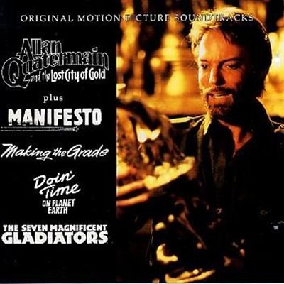 Allan Quatermain And The Lost City Of Gold & Manifesto