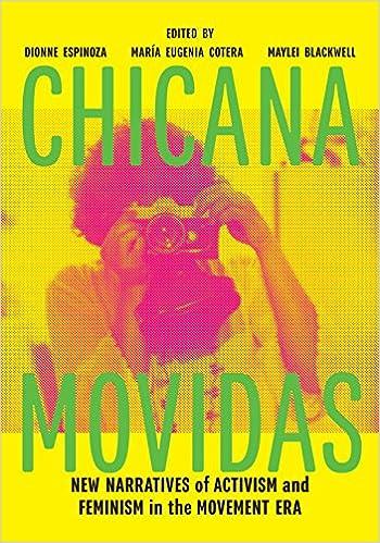 cover image, Chicana Movidas