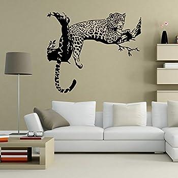 Amazoncom Zebra Wall Decal Wildlife Wall Stickers Black and