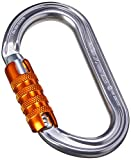 PETZL - OK, Climbing Carabiner for Pulleys and