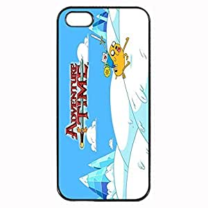 Adventure Time Jake and Finn Custom Image Case iphone 4 case , iphone 4S case, Diy Durable Hard Case Cover for iPhone 4 4S , High Quality Plastic Case By Argelis-sky, Black Case New
