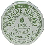 Taza Chocolate Mexicano Chocolate Disc, Guajillo Chili, 2.7 Ounce