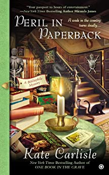 Peril in Paperback: A Bibliophile Mystery by [Carlisle, Kate]