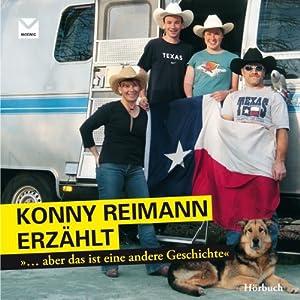 Konny Reimann erzählt Hörbuch