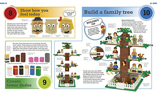 365 Things to Do with LEGO Bricks: Lego Fun Every Day of the Year by DK Publishing Dorling Kindersley (Image #3)