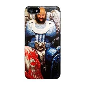 KellyLast Iphone 5/5s Anti-Scratch Hard Phone Cover Custom Lifelike Rise Against Image [RmA14702jqAB]