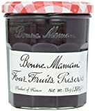 Bonne Maman Four Fruits Preserves, 13 oz
