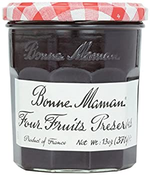Bonne Maman Four Fruits Preserves, 13 Oz 0