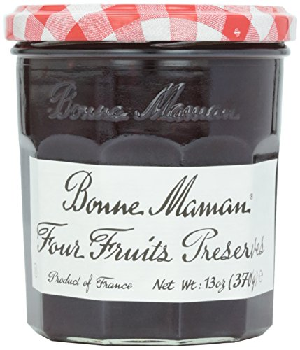Bonne Maman Four Fruits Preserves, 13 oz (Four Fruits)