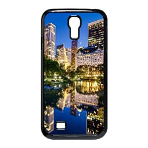 Samsung Galaxy S 4 Case, central park 4 Case for Samsung Galaxy S 4 Black