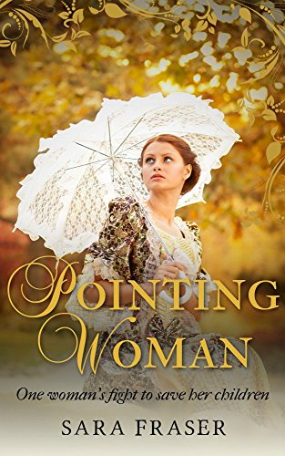book cover of Pointing Woman