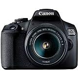 Canon EOS 1500D (18-55mm) DSLR Camera (AUST STK)