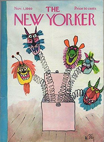 The New Yorker, November 1, 1969