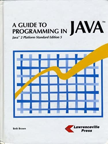 amazon com a guide to programming in java java 2 platform standard rh amazon com