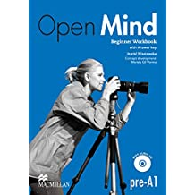 Openmind Workbook (+ CD-Beginners -A1 /+ Key): Beginner Workbook With Answer key
