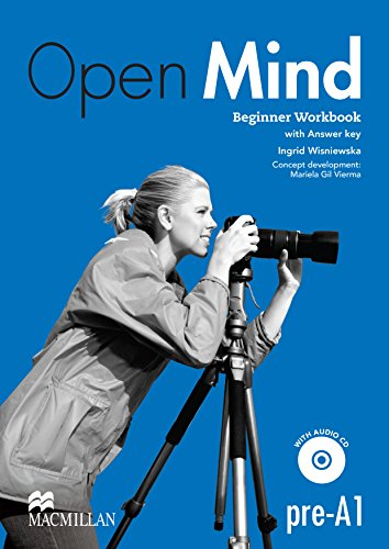 Openmind Workbook ( + CD-Beginners -A1 /+ Key): Beginner Workbook With Answer key