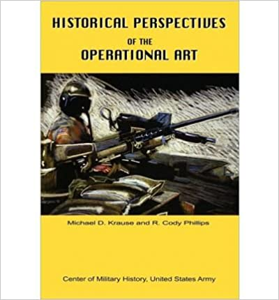 Book Historical Perspectives of the Operational Art- Common