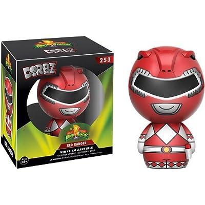 Funko Dorbz: Power Rangers Red Ranger Toy Figure: Funko Dorbz:: Toys & Games