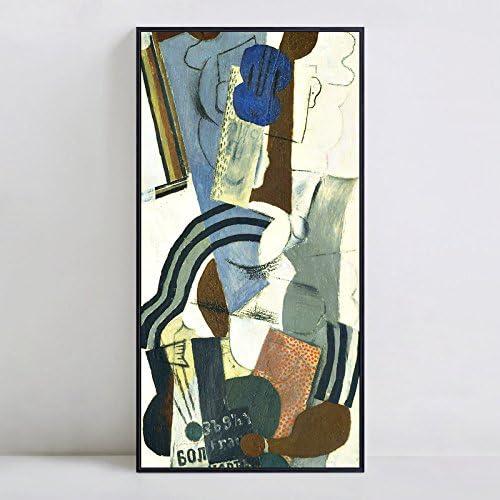 Meilanse Picasso, Mujer y guitarra, nórdico, vestÃbulo ...