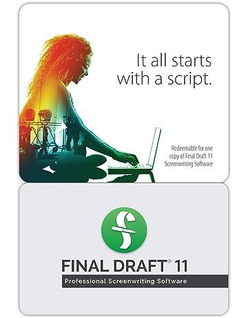 final draft 11 download free