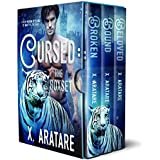 Cursed: The Boxset (M/M Modern Retelling of Beauty & the Beast) (Books 1-3)