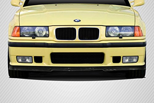 Carbon Creations Replacement for 1992-1998 BMW M3 E36 GTR Look Front Lip Spoiler - 1 - M3 Bmw Gtr