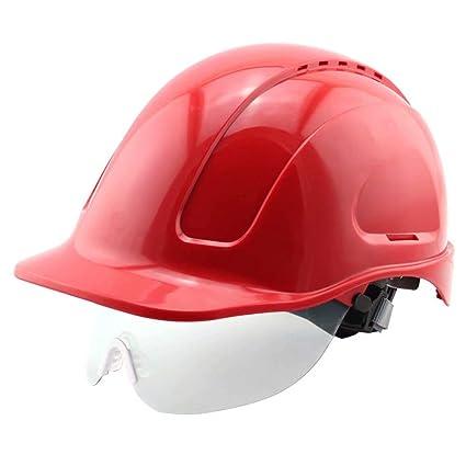WY-Hard hat Casco de Seguridad Casco de Seguridad para el Casco de protección Industrial
