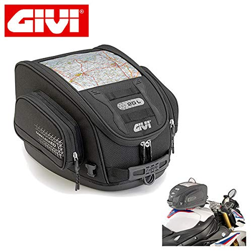 UT809 BF02 Tank Bag GIVI for Aprilia SHIVER 750 ABS 2013 with specific flange