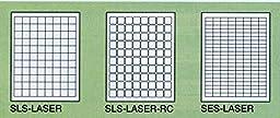 Glass Label SLS-Laser RC, 5000/PK