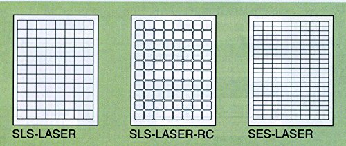 Glass Label SLS-Laser RC, 5000/PK