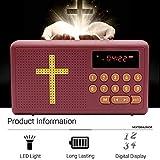 Bible Player Talking Audio Bible Reader English