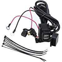 Ficbox Socket Waterproof Charger Motorcycle Basic Info
