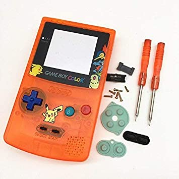 Gameboy - Carcasa para Gameboy Color GBC: Amazon.es: Electrónica