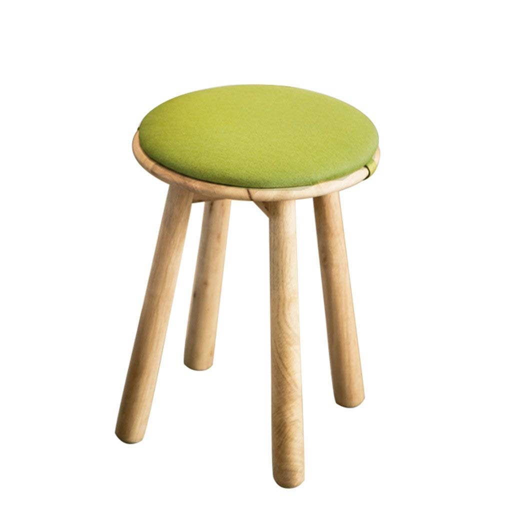 ZDXMZ Stool,Round Padded Bar Stool Cover Cushion,Stools, to Relieve Pressure by ZDXMZ