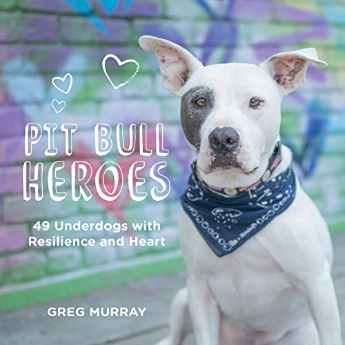 A celebration of pit bulls doing a world of good. Pit Bull Heroes spotlights forty-nine underdogs who beat the odds and became heroes in their families, neighborhoods, and communities.Meet Chad, found on a street corner, who now serves as the first ...