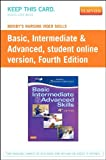 Mosby's Nursing Video Skills: Student Online Version (Access Card), 4e, Mosby, 0323088627
