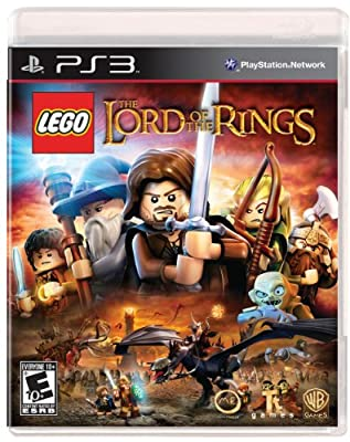 Lego Lord Of The Rings from Warner Home Video - Games