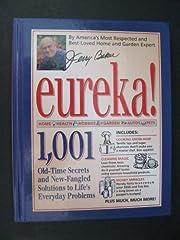 Jerry Baker's Eureka!: 1,001 old-time…