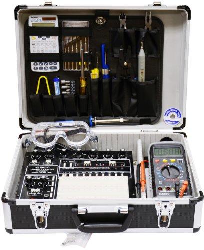 Elenco XK-550 with Tools - XK550T Digital Analog Trainer