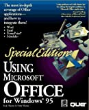 img - for Using Microsoft Office for Windows 95 Special Edition (Special Edition Using) by Rick Winter (1995-08-06) book / textbook / text book